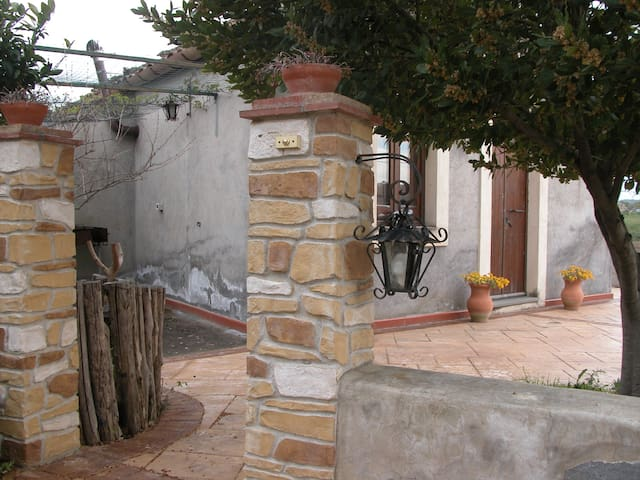 A country dependance in the heart of Sicily - Agira - Samostatný apartmán