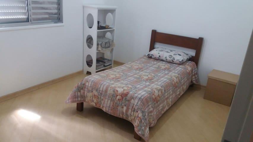 Quarto Individual - JAGUARIÚNA - SP - Jaguariúna - Apartamento