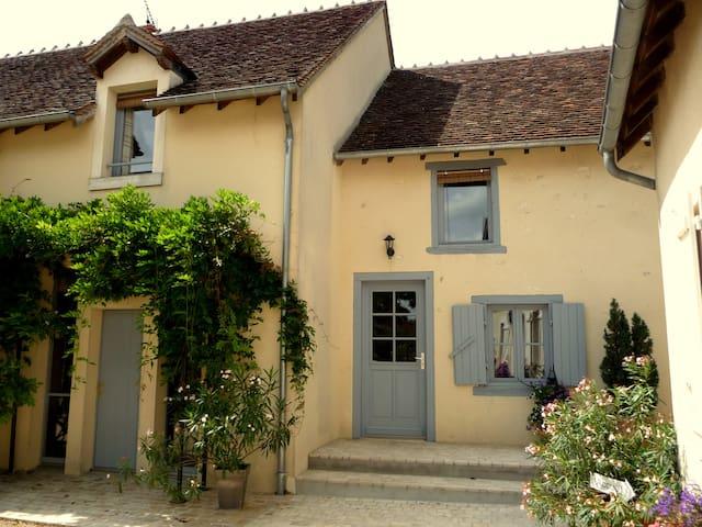 La Maison de Philomène 4 Chambres  - Civray, Cher