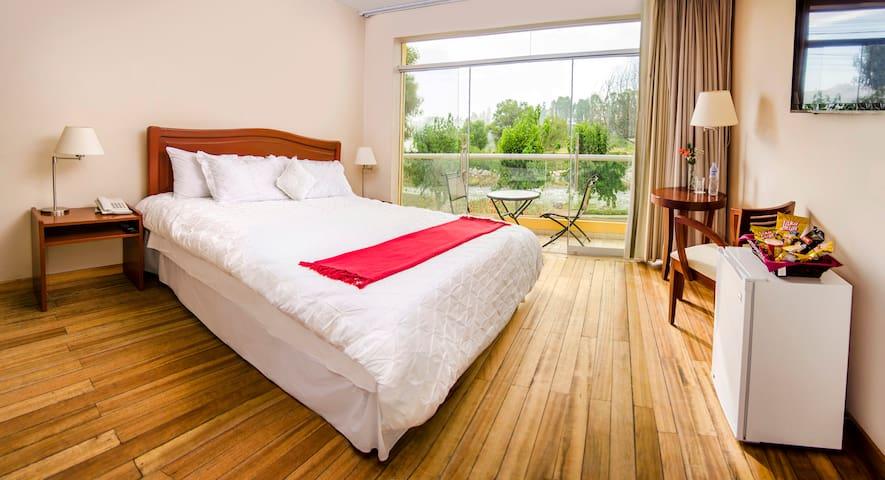 Alwa Hotel la mejor opción en Arequipa...Visítanos - Arequipa - Rumah
