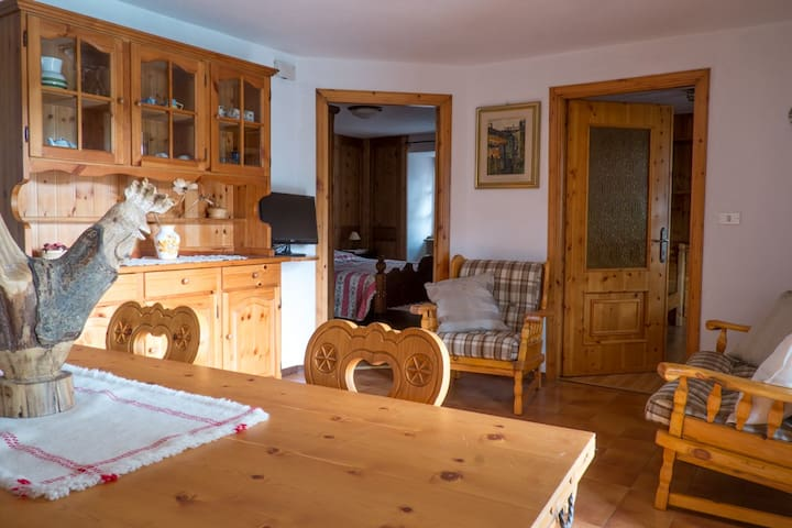 LE POETE DU TSANTI-relax and nature c - Saint-pierre - Appartement