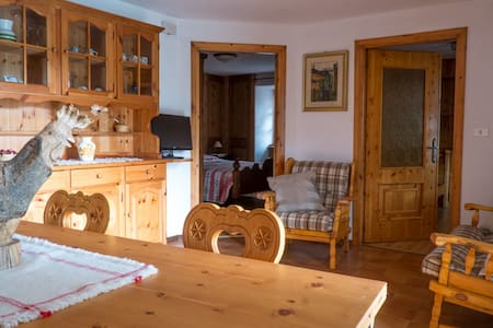 LE POETE DU TSANTI-relax and nature c - Saint-pierre - Apartament