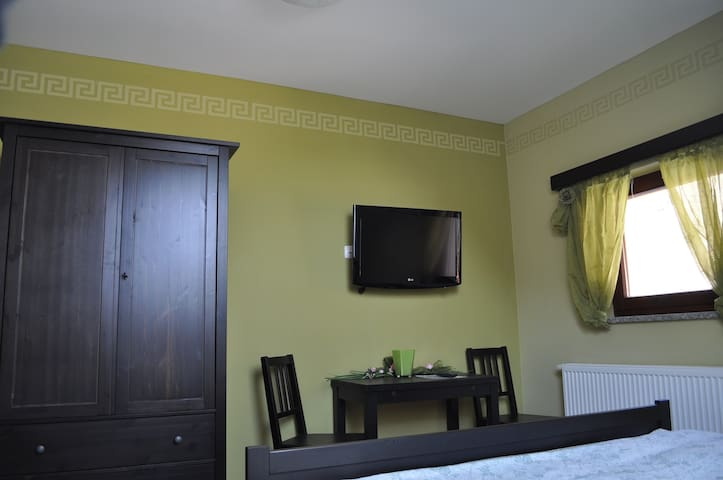 Bed&Breakfast with nice valley view - Podvrh, Sevnica