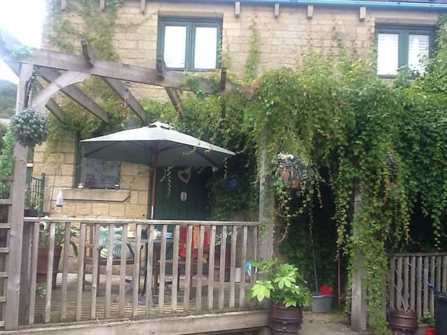 Old Stables - double room - Hebden Bridge - House