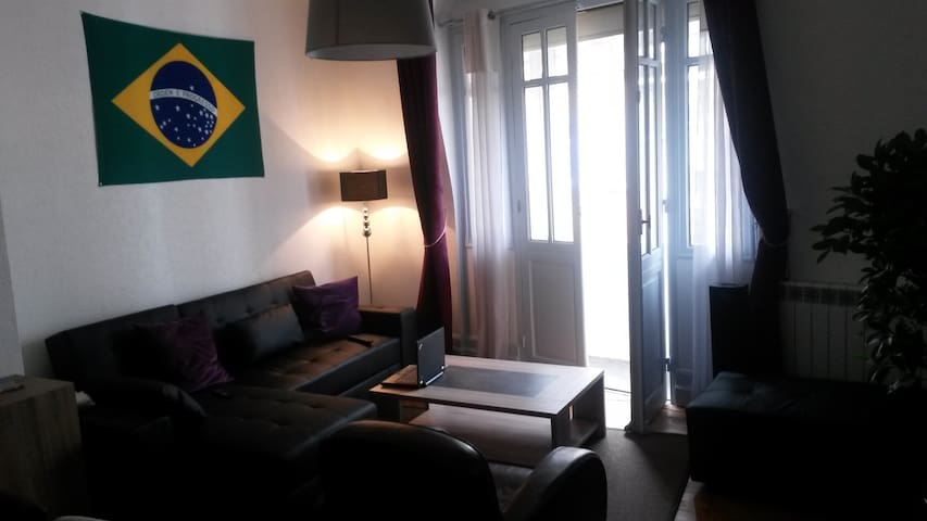 Cosy appartment in the main city center - Lille - Apartment
