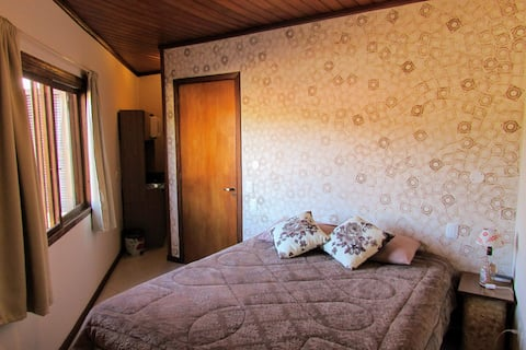 Apartamento Superior Casal no Residencial Borges