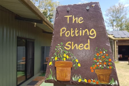 The Potting Shed In Nimbin