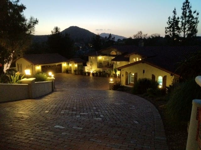 Luxury Estate Home on One Acre!
