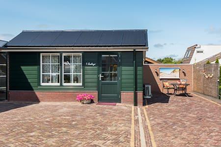 """"""" 't Sandhuys"""" studio voor 2 vlakbij duinen Egmond"""