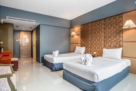 Superior Room with Breakfast at Ayothaya Riverside Hotel