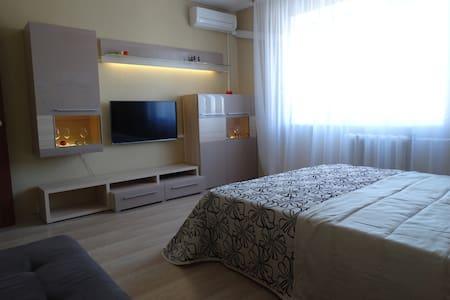 Квартира Наугорское шоссе 76 - Oryol - Apartamento