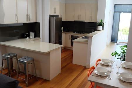 Gertrude Modern Classic apartment