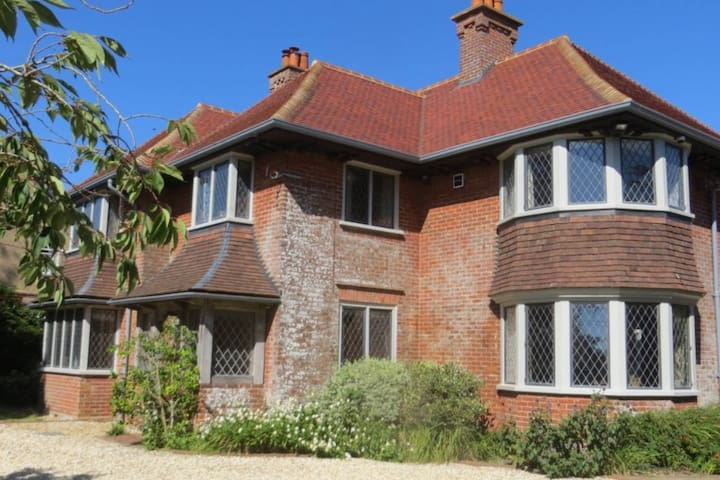 Keyhaven Lodge - Milford on Sea - House