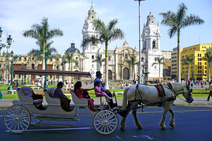 Yesteryear Lima