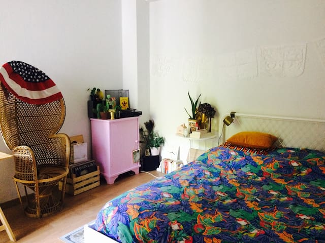 Cosy and well located room in Antwerp