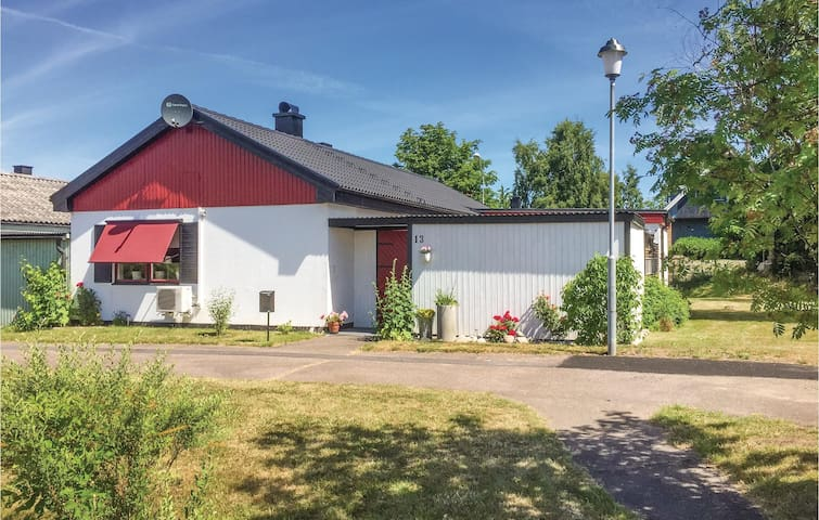 Semi-Detached with 2 bedrooms on 80m² in Borgholm