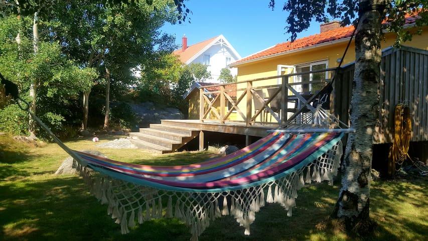 Newly renovated cottage on beautiful Hönö island