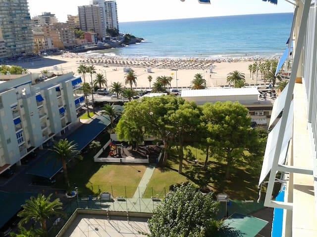 Apartamento primera linea de playa - Oropesa del Mar - Appartement