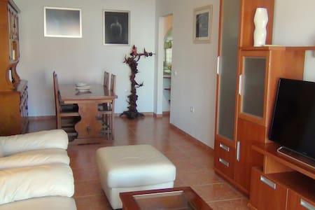 APARTAMENTO 4 PERSONAS, PLAYA, WIFI - Candelaria - Apartemen