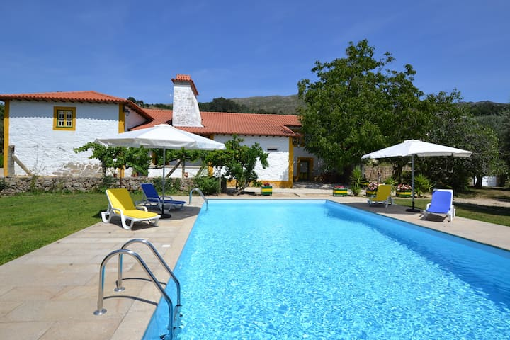 5 bedrooms villa with private pool - Viana do Castelo - House