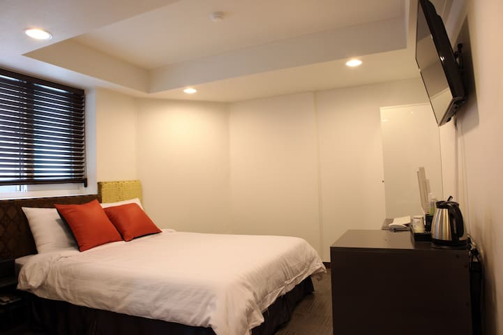 Myeongdong/namdaemun - Double room