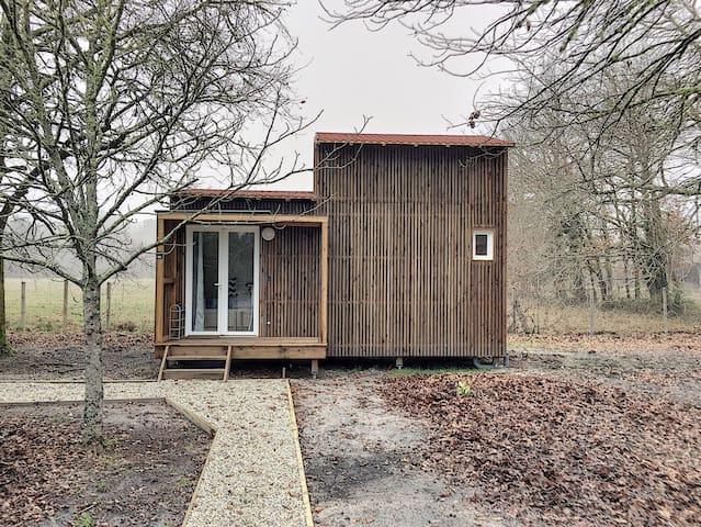 Tiny House Hesper proche Bordeaux et Arcachon