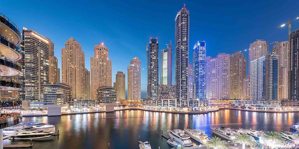 Bed Space For Female At Dubai Marina/ JBR Beach
