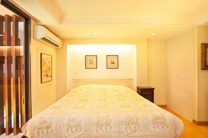 1 Bedroom Apartment with SofaBed@Rocco HuaHin 4C