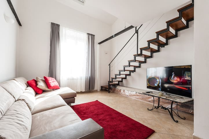 Central flat by the sea in Tuscany - Livorno - Apartment