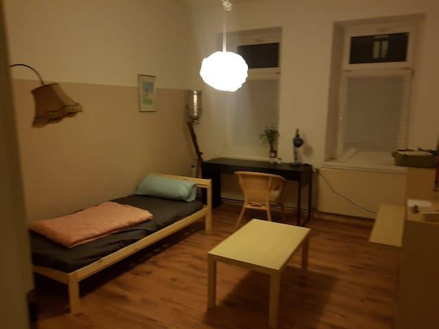 WG-Zimmer neben S-Bahn in frisch sanierte Gebiet!