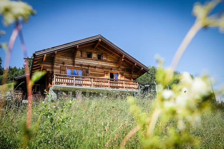 Chalet Hygge  for 10-12 people, 5 mins to ski lift