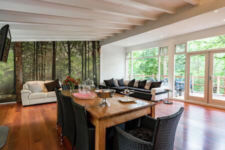 Belle Villa avec sauna à Bergentheim