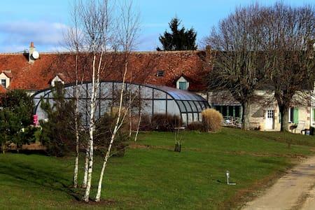 Chambre d'hôtes proche du zoo parc de  Beauval - Couffy - Rumah Tamu