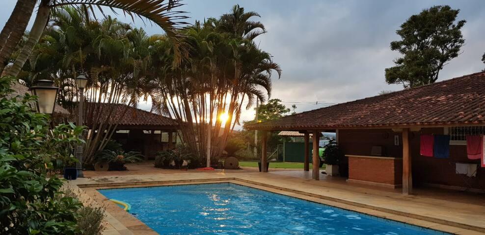 Chácara paradisíaca em Itatiba/Jarinu