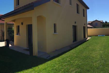 Chambre près de Lyon - Saint-Genis-Laval - Haus