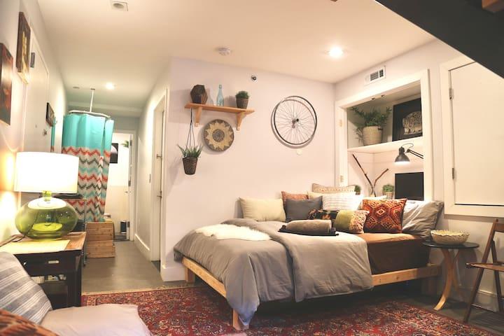 Excellent Studio Space