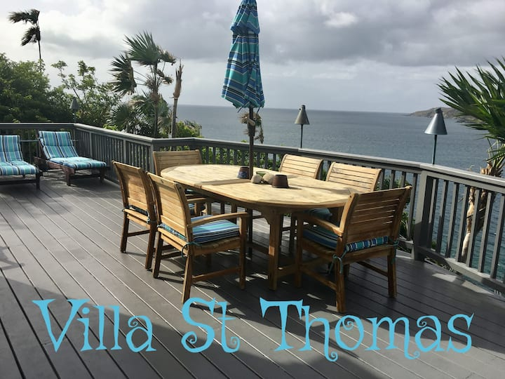 Villa St Thomas at Caret Bay