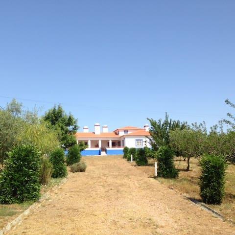 Farm house in alentejo near the beach - Cercal - Apartamento
