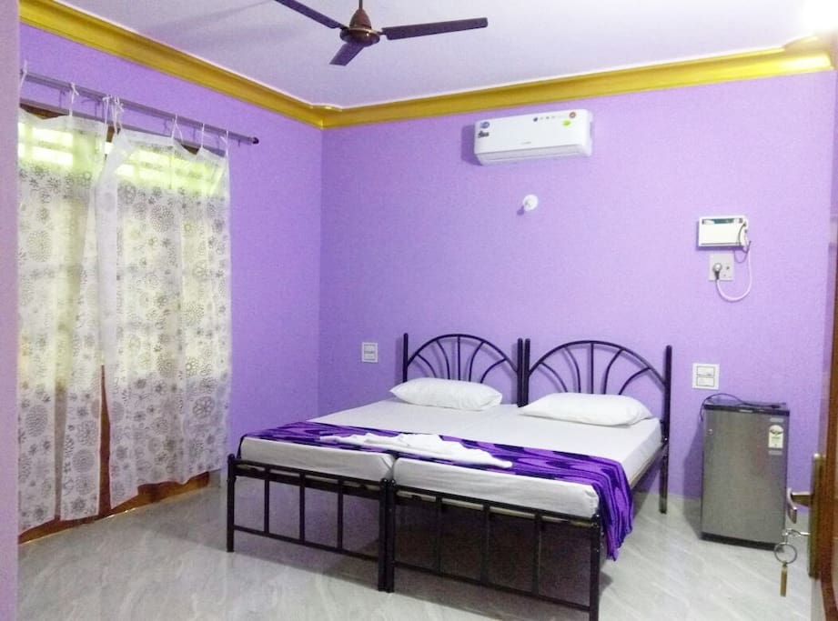 Rooms In Goa For Rent For  Days
