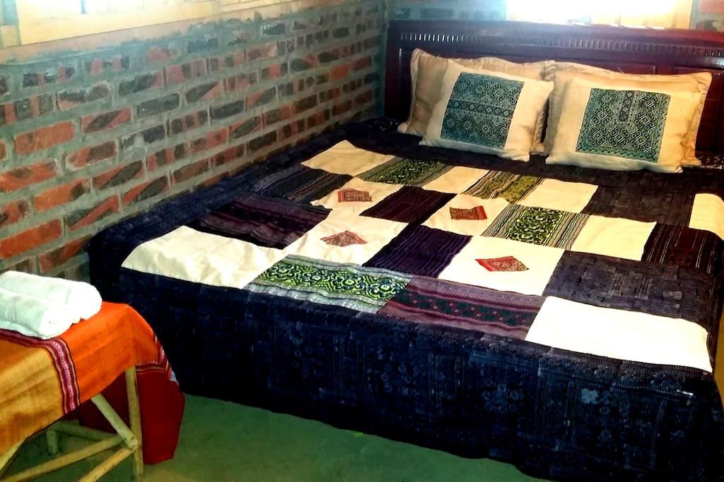 Batik room