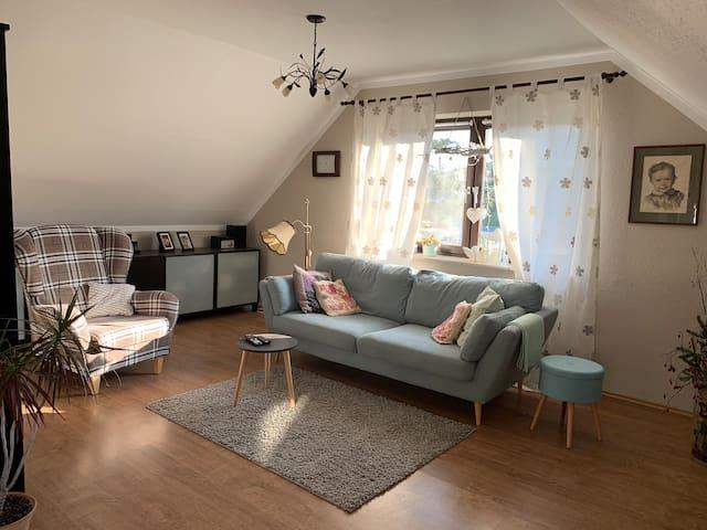Wohlfühl-Apartment in der Nähe von Köln