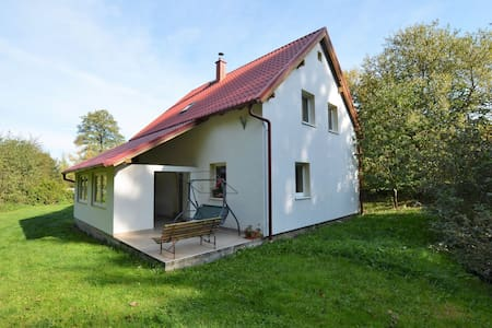 Lovely Holiday Home in Staré Sedlište near Lake
