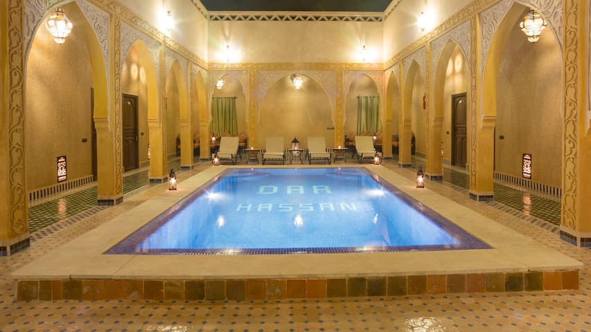 Riad Dar Hassan - Double Room - Hassilabied