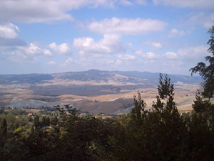 View from Villa Ersilia