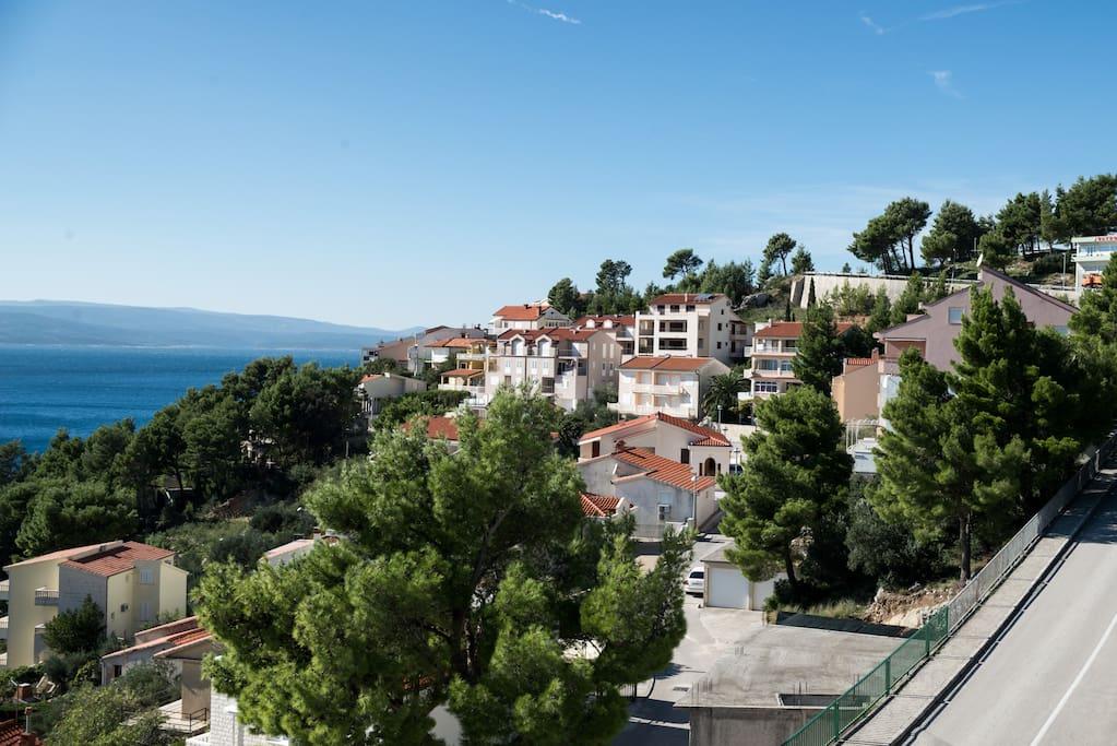 Spectacular sea views garage appartamenti in affitto - Chauffer un garage non isole ...