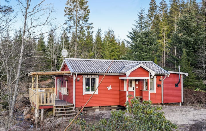 Amazing home in Dalskog with WiFi and 2 Bedrooms
