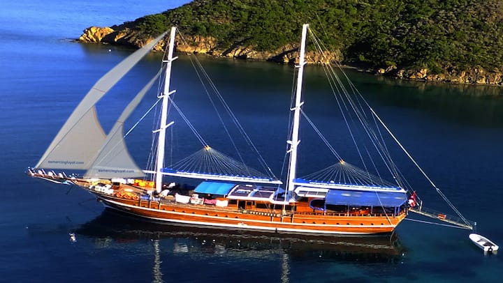 De-luxe Gulet Cruises- Full Board,  Semercioglu 4