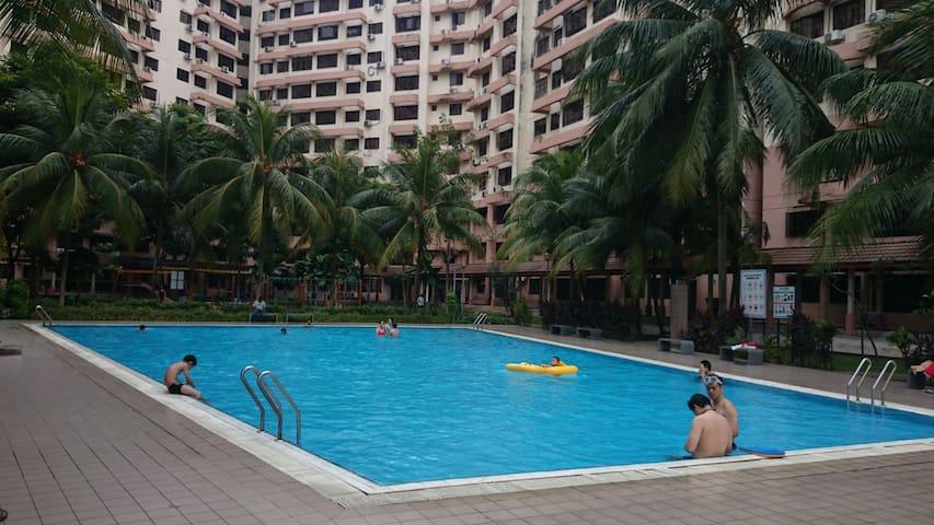 Shila's Condo - Kuala Lumpur - Lägenhet