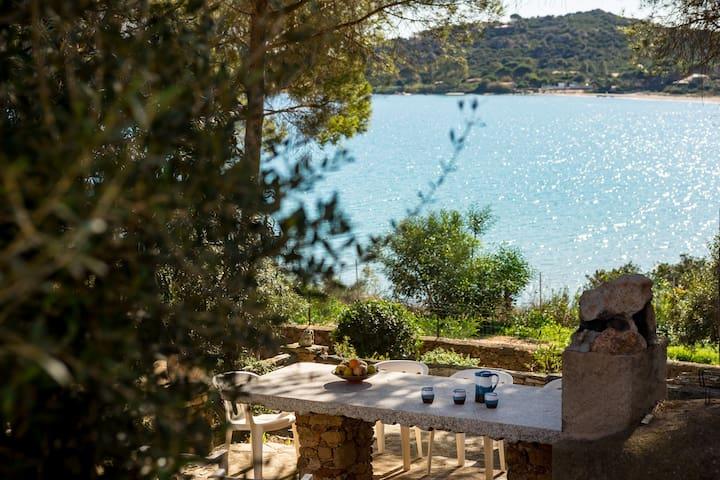 Villa near the beach North Sardinia - Porto Taverna