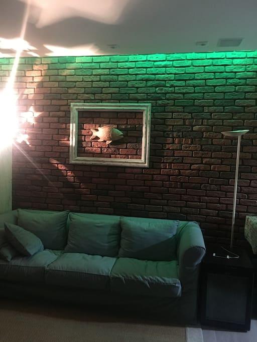 Sofá da sala